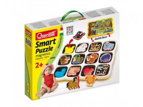 Smart Puzzle magnetico Farm, Quercetti