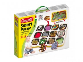 Smart Puzzle magnetico Jungle, Quercetti