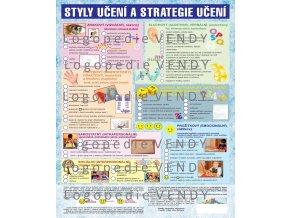 Styly učení a strategie učení (plakát)