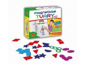 Magnetické tvary - na lednici, Alexander