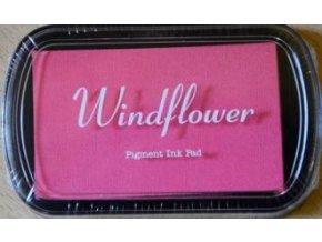Polštářek pro razítkování na papír - světle růžová