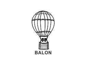 Obrázkové razítko - BALON