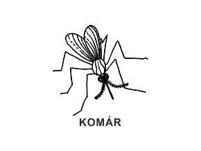 Obrázkové razítko - KOMÁR