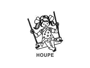 Obrázkové razítko - HOUPE