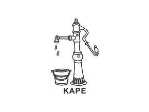 Obrázkové razítko - KAPE