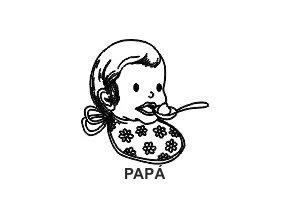 Obrázkové razítko - PAPÁ