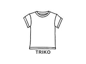 Obrázkové razítko - TRIKO