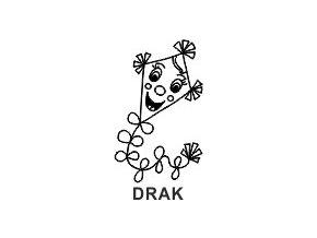 Obrázkové razítko - DRAK