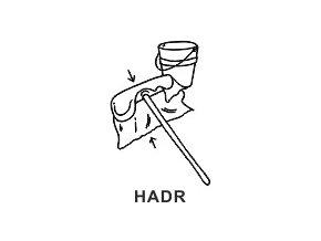 Obrázkové razítko - HADR