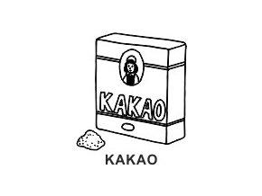 Obrázkové razítko - KAKAO