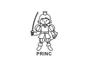 Obrázkové razítko - PRINC