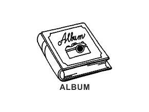 Obrázkové razítko - ALBUM