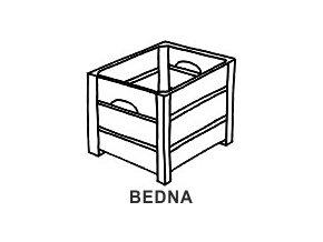 Obrázkové razítko - BEDNA