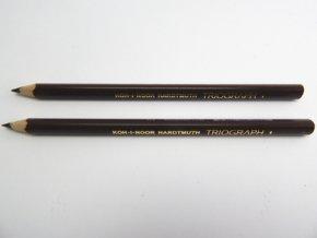 Tužka trojhranná 1870 č.1 grafitová