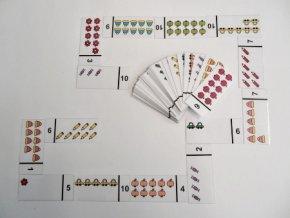 Domino - počítání