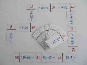 Domino - příklady