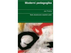 Moderní pedagogika - brožovaná