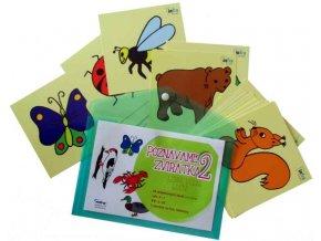 Didaktické karty Poznáváme zvířátka 2