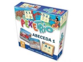 Pexetrio - ABCD 1 abeceda