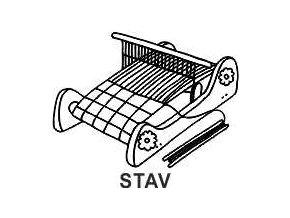 Obrázkové razítko - STAV