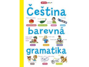 Čeština - barevná gramatika