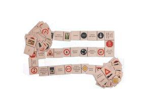 Domino - dopravní značky