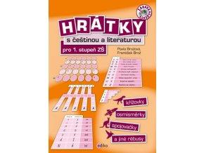 Hrátky s češtinou a literaturou pro 1. stupeň ZŠ