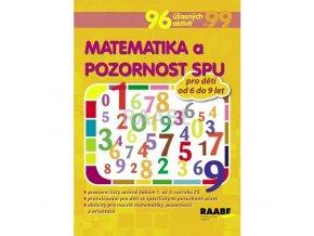 Matematika Pozornost SPU
