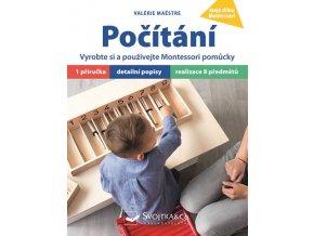 Pocitani vyrobte si a pouzivejte Montessori pomucky