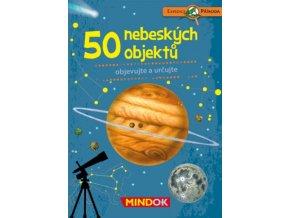 50 nebeskych objektu