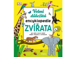 Velmi dulezita encyklopedie Zvirata