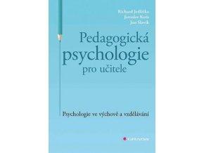 Pedagogicka psychologie pro ucitele