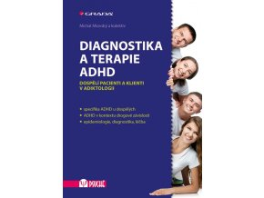 Diagnostika a terapie ADHD