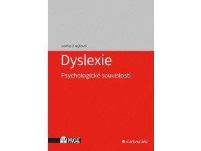 Dyslexie Psychologicke souvislosti