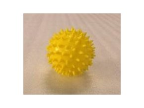 Noppenball soft zluty 8cm