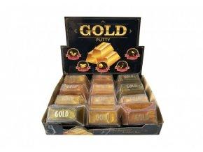 Sliz zlata cihla