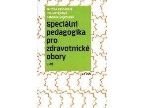 Specialni pedagogika pro zdr.obory 1.dil