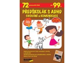 Predskolak s ADHD Chovani a komunikace