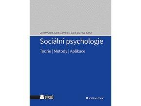 Socialni psychologie Teorie metody aplikace