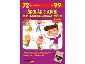 Skolak s ADHD Matematika a hrava cviceni