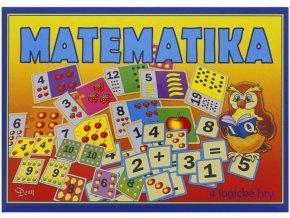 Matematika hra v krabici