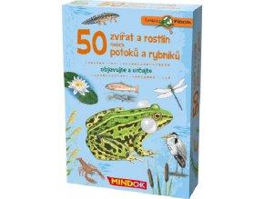 expedice priroda 50 zvira a rostlin nasich potoku a rybniku 01