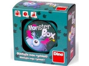 MONSTER BOX Cestovní hra DINO