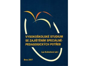 VS studium se zajistenim SPP
