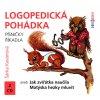 Logopedická pohádka aneb Jak zvířátka naučila Matýska hezky mluvit - 2CD