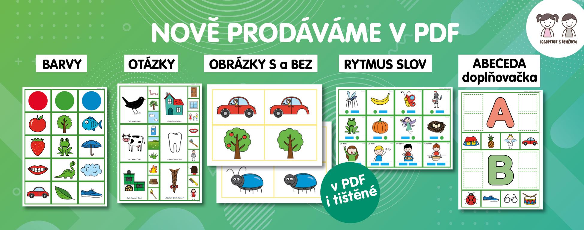 Nové PDF produkty