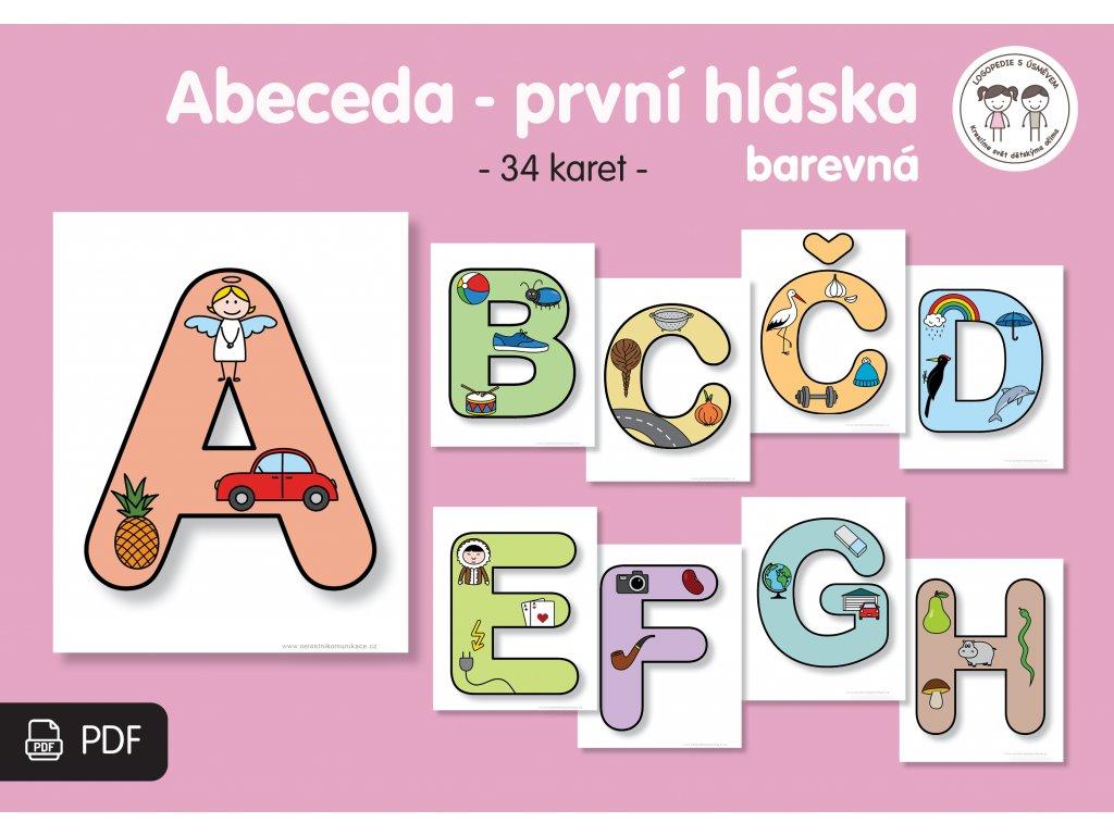 cover indesign abeceda prvni hlaska BR