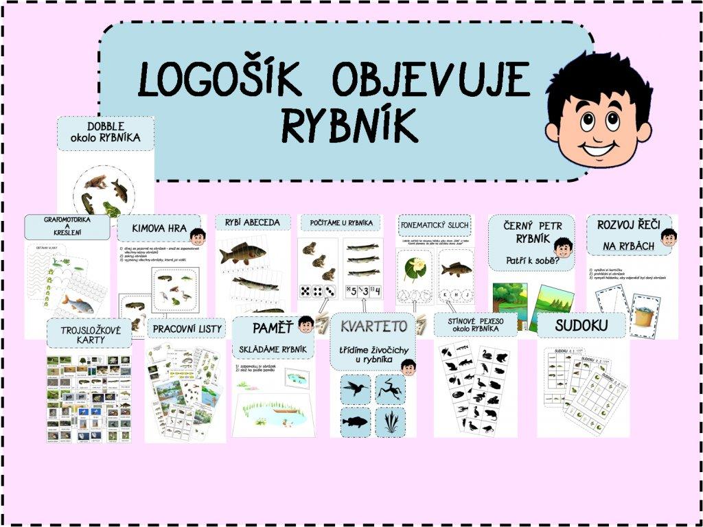 Logosik Objevuje Rybnik Logosik