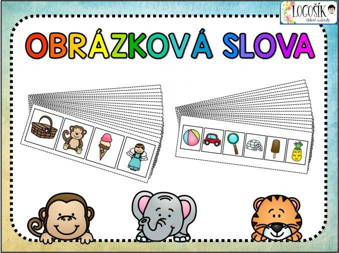 OBRÁZKOVÁ SLOVA