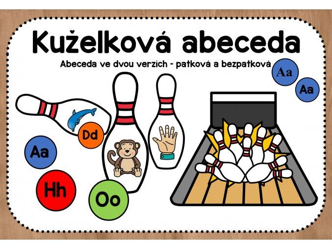 kuželková abeceda